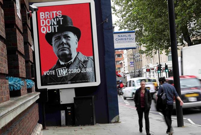 Англичане проголосовали против выхода из европейского союза — Опрос
