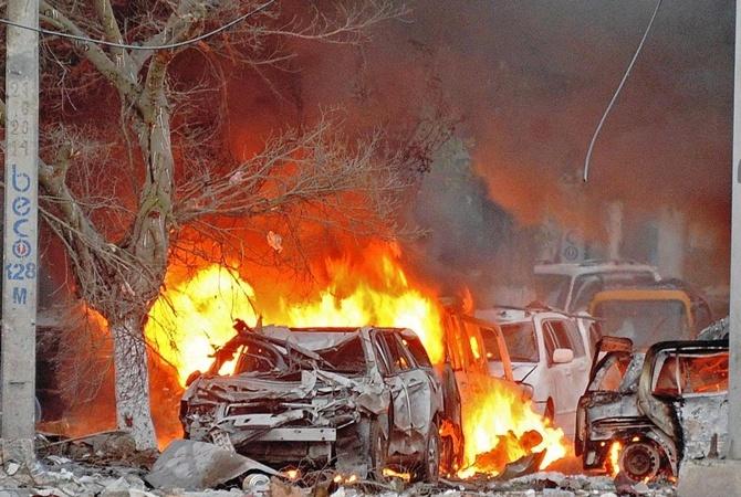 Боевики атаковали отель встолице Сомали: минимум 15 погибших