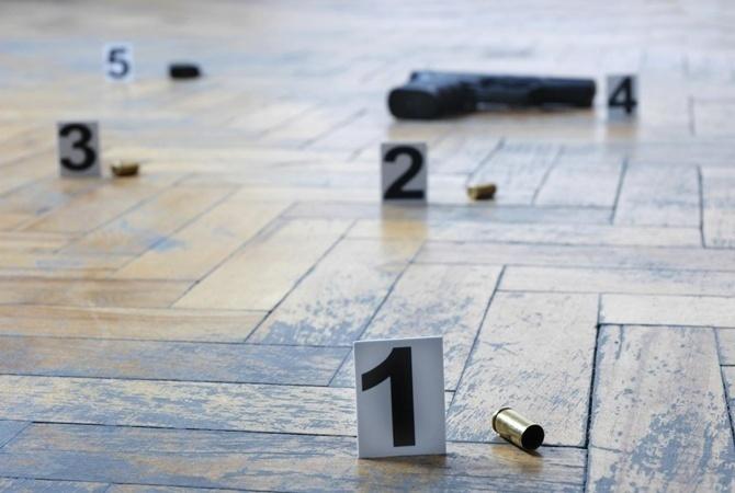 Военного прокурора нашли убитым изтабельного оружия всобственном кабинете