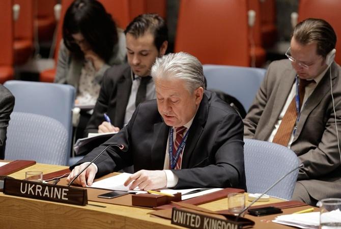 Украина радостно готовится председательствовать вСовбезе ООН