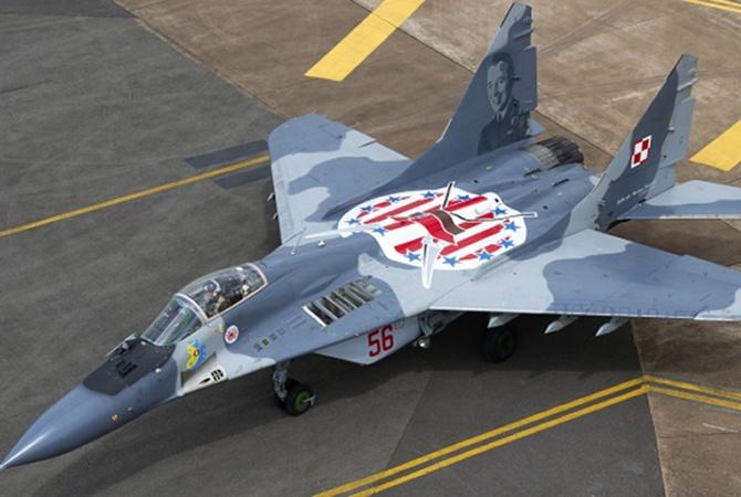 Украинские ракеты установят напольские МиГ-29