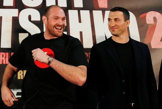 Фроч: Кличко проиграет второй бой Фьюри