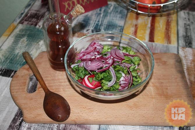 Заправка для салатов подборка