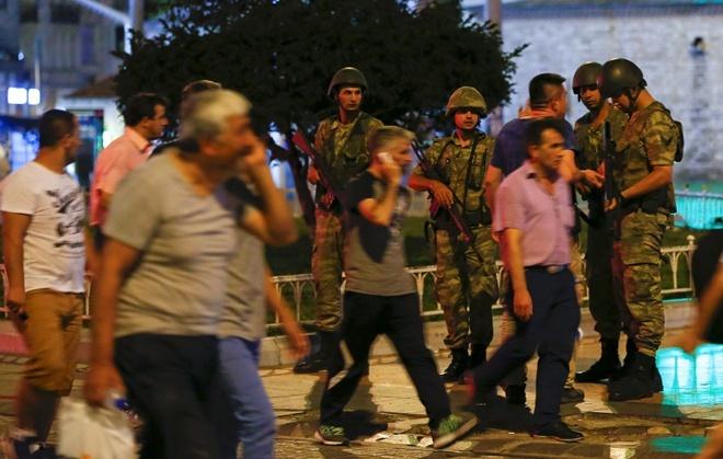 МИД: жителей Республики Беларусь среди пострадавших впроцессе событий вТурции нет