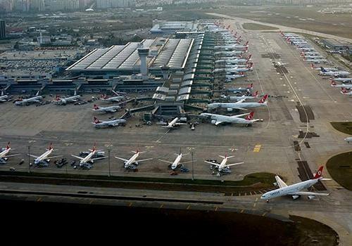 Аэропорт Ататюрка в Стамбуле возобновил работу