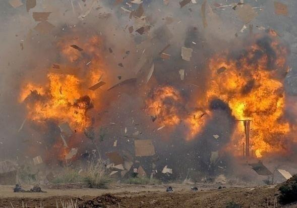 Уполномоченный НАТО умер при взрыве боеприпасов