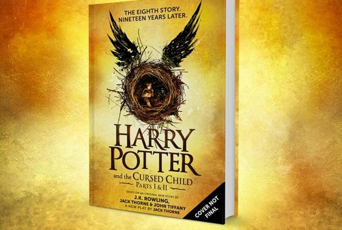 Восьмую часть Гарри Потера переведут осенью