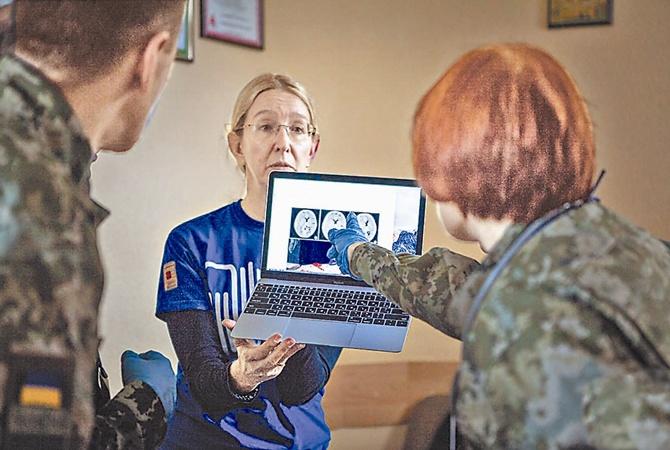 Супрун получила карт-бланш наформирование новоиспеченной команды в Министерстве здравоохранения