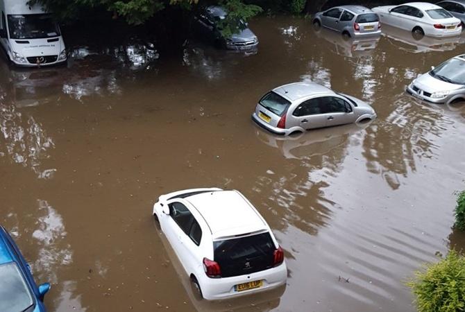 Жертвами наводнения встолице Македонии стали 15 человек