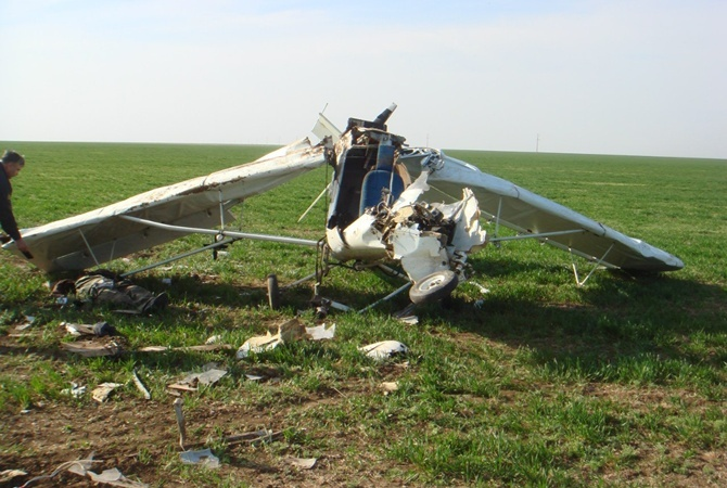 ВКраснодарском крае разбился вертолет, пилот ипассажир погибли