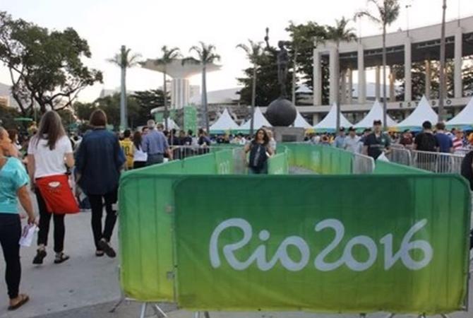 ВРио ограблен министр спорта Португалии— Скандальная Олимпиада