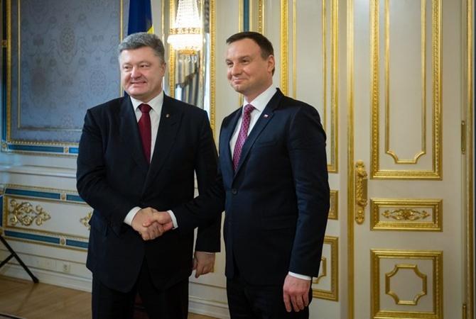Президент Польши приедет вКиев наДень Независимости