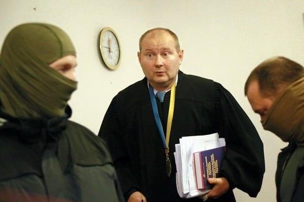 ВКиеве словили судью навзятке в150 тыс. долларов