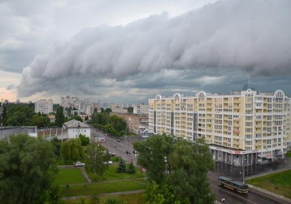 Десять населенных пунктов обесточены, Кривой Рог иДнепр затоплены ФОТО— Ухудшение погоды