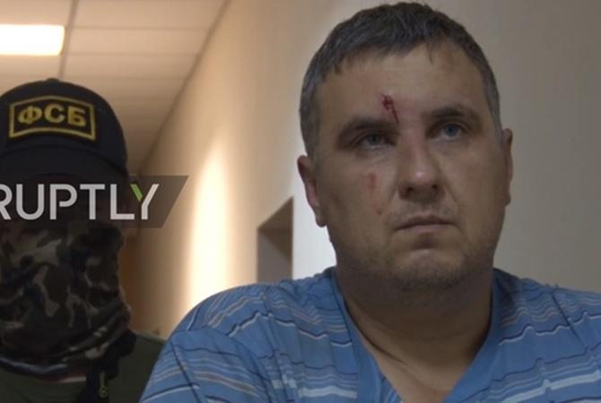 Задержанный ФСБ украинец— руководитель самообороны Энергодара