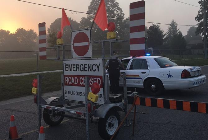 ВКанаде устранили подозреваемого вподготовке теракта