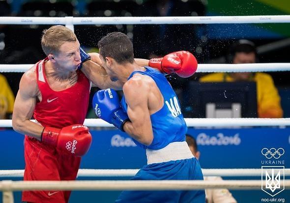 Последний украинский боксер вылетел изОлимпийских игр