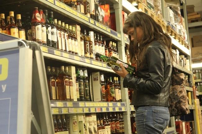 ВУкраине взлетят цены наалкоголь