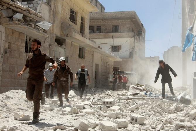 ИГзахватило две тысячи человек насевере Сирии