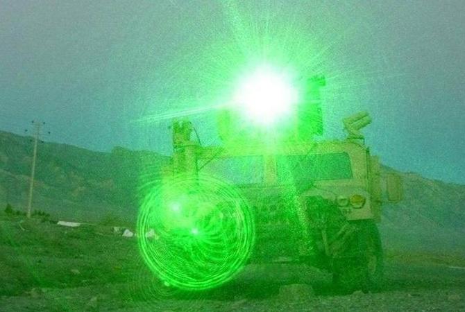 Руководитель Госпогранслужбы: жители России испытывали наукраинских пограничниках лазерное оружие