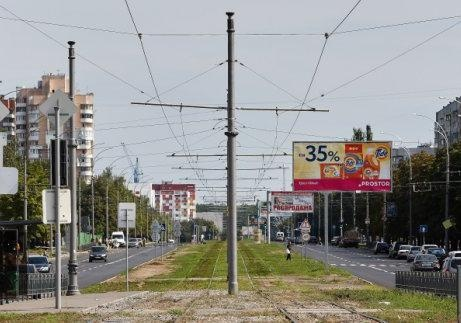 5 трамвайных маршрутов отключили от электрической энергии вХарькове