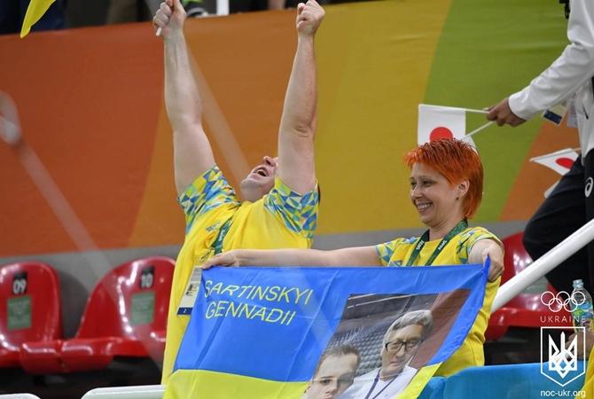 Гимнаст Давид Белявский принёс бронзовую медаль волимпийскую копилку Российской Федерации