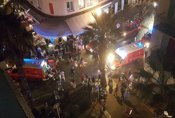 ВоФранции фейерверк вызвал массовую давку: пострадали 40 человек