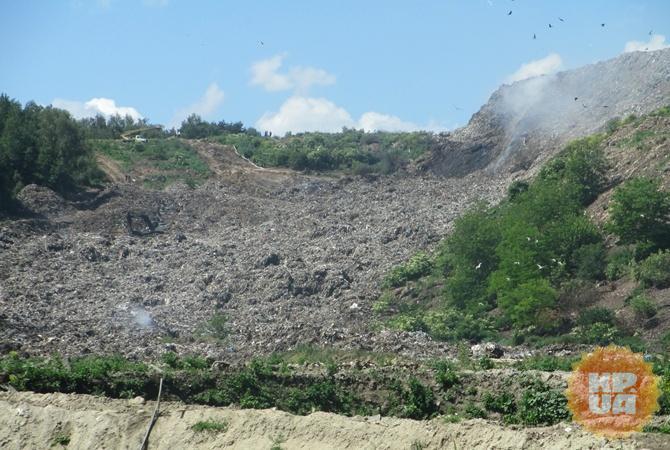Генпрокуратура объявила подозрение трем лицам из-за трагедии наГрибовичской мусоросвалке
