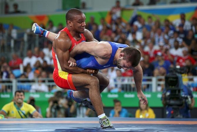 Олимпиада-2016 вРио: болеем занаших 15августа