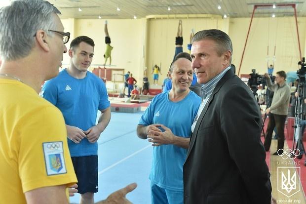 Гимнастическое оборудование Олимпиады-2016 будет передано Украине