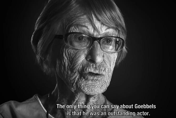 105-летняя секретарь Геббельса: Он был свиньей, но маникюр делал каждый день