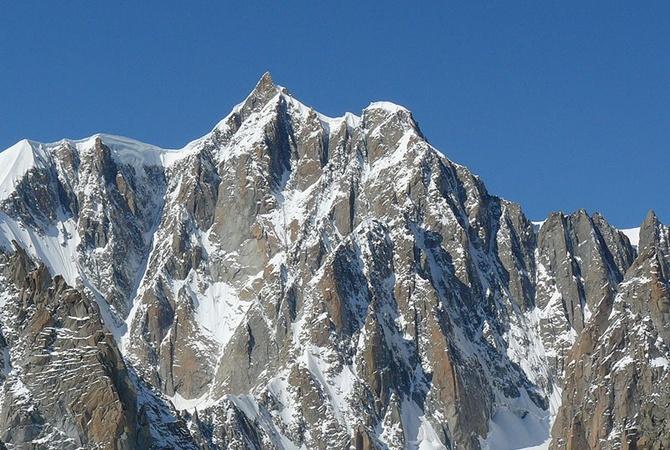 Вмассиве Монблан найдены тела троих альпинистов
