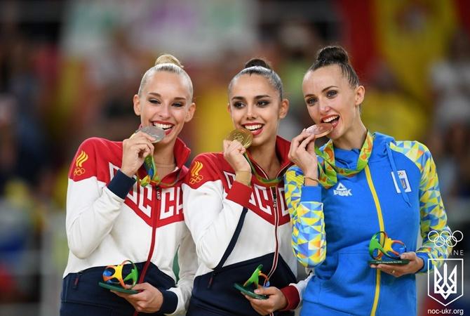 ВРио украинская гимнастка Ризатдинова выступила под песню Джамалы «1944»