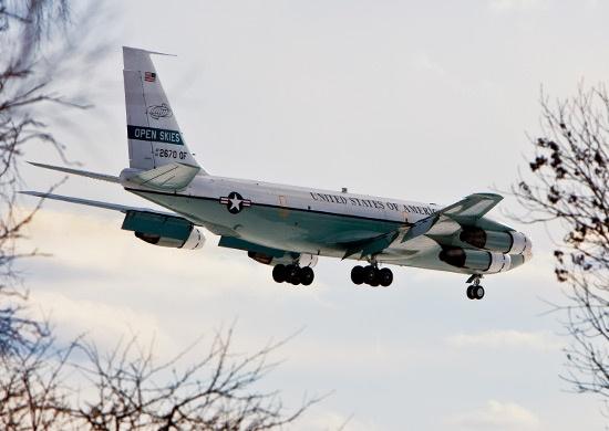 Военные США иУкраины проверять ссамолета, что происходит натерритории РФ