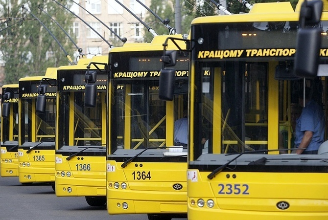 Ссегодняшнего дня столичные троллейбусы №5 и №7 возобновят работу