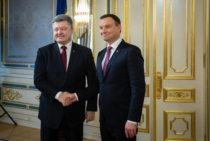 Дуда 24августа приедет в государство Украину,— Дещица