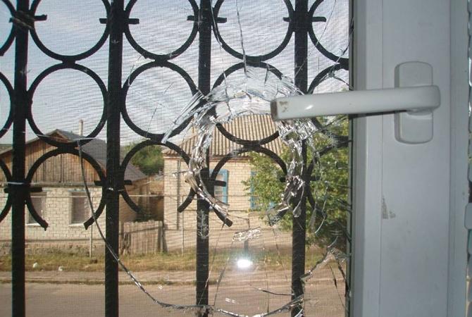 ВЛуганской области женщина погибла всобственной квартире отпули боевиков