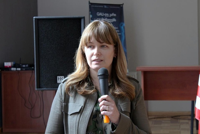 Супруга Саакашвили будет 2-ой всписке партии ЕНД навыборах вГрузии