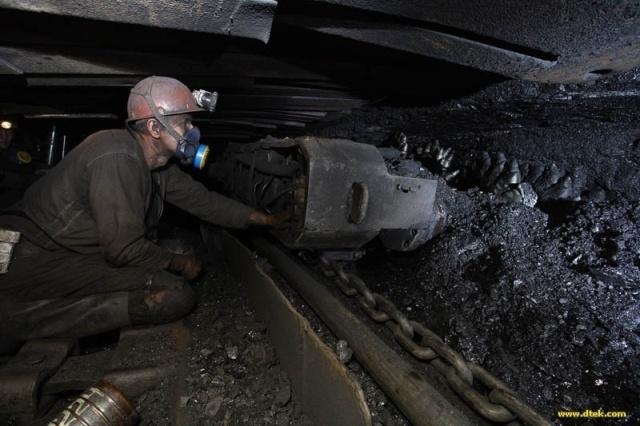 Шесть горняков ранены врезультате взрыва метана нашахте вДонецкой области