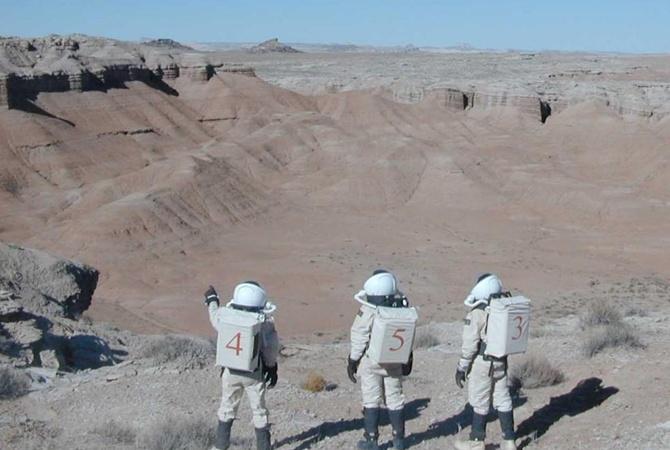 НаГавайях заканчивается эксперимент поимитации жизни наМарсе