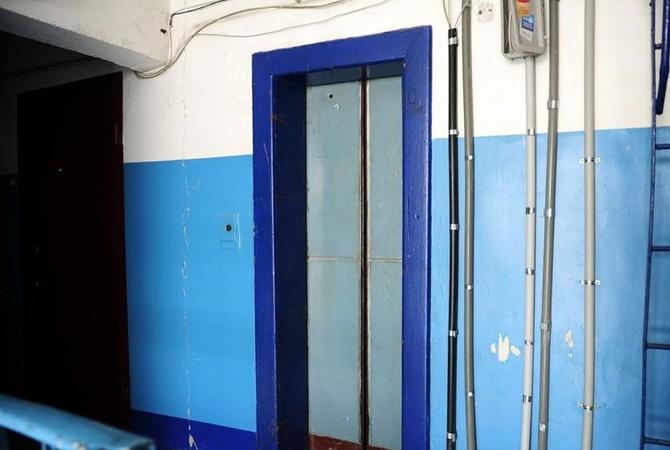 ВКиеве оборвался лифт слюдьми