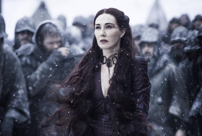 Актриса, сыгравшая Мелиссандру в«Игре престолов», родила сына