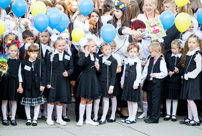 Киевским школам разрешили самим решать, праздноватьли День знаний