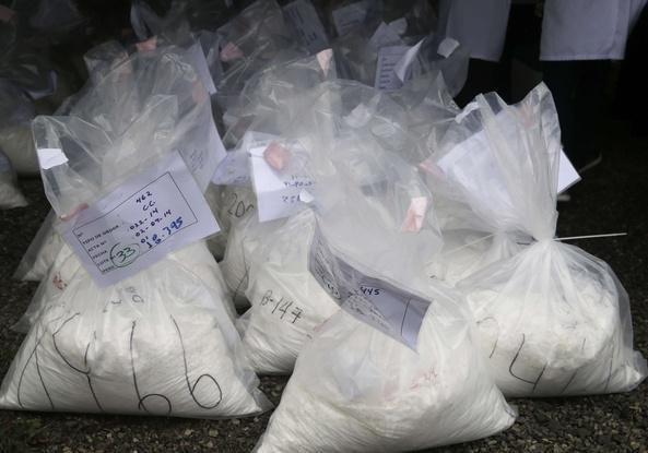 Назаводе «Coca-Cola» отыскали 370 килограмм кокаина