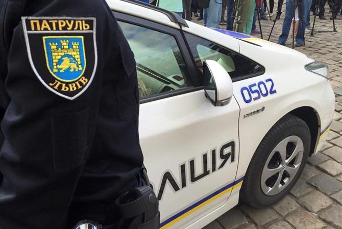 Очередное ДТП сучастием полицейской машины