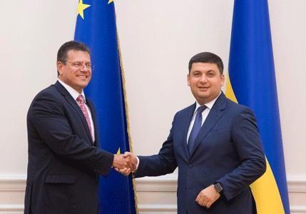Шевчович: ЕСвыделит Украине 600млневро после реформы сферы энергетики