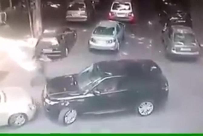 Как убивали уголовного авторитета вТбилиси (18+)