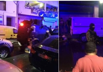 Вночном клубе Стамбула прогремел мощнейший взрыв