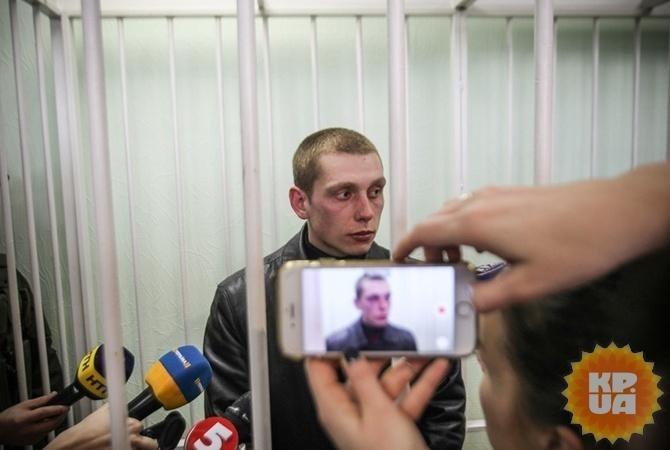 Суд отпустил патрульного Олейника под личное обязательство