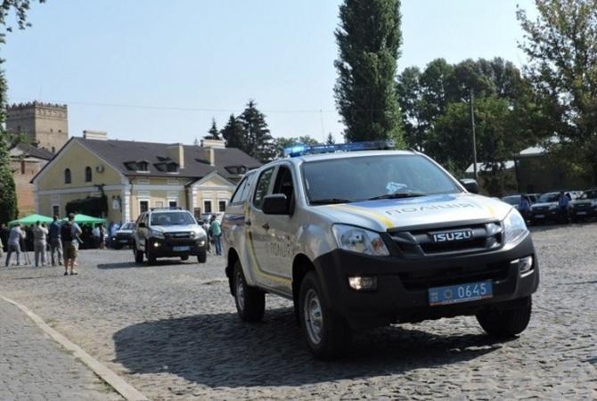 ВЛуцке обстреляли прибывших повызову патрульных полицейских